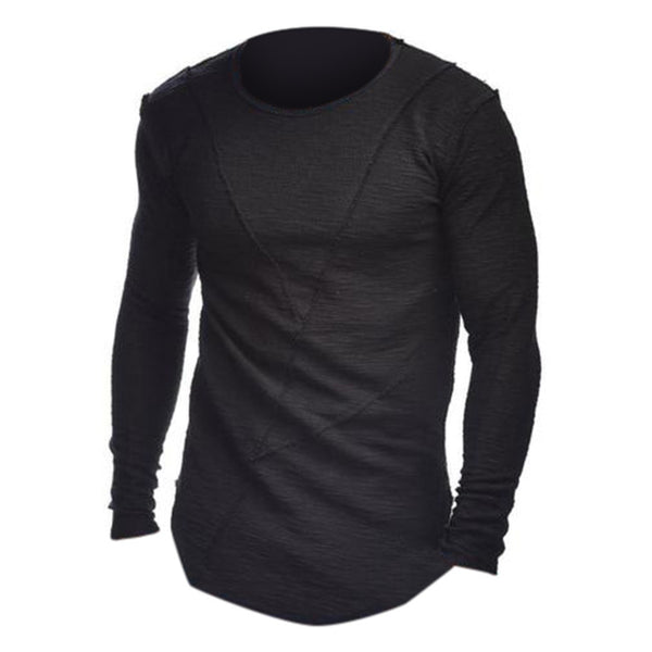 Long Sleeve Fitness T-shirt