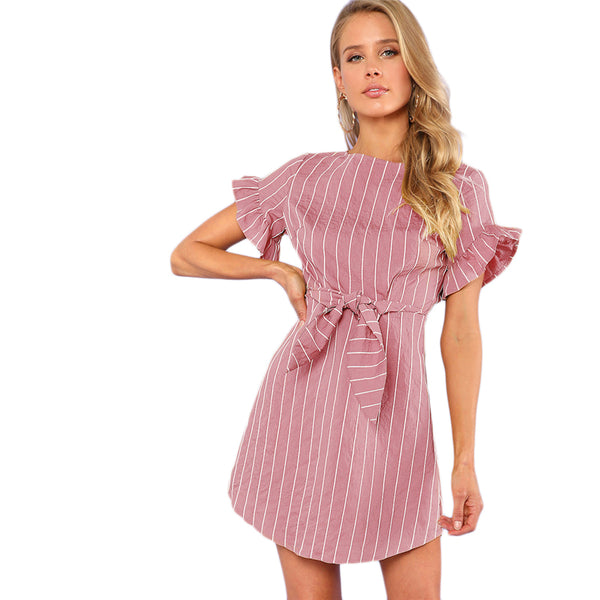 Pink Weekend Dress