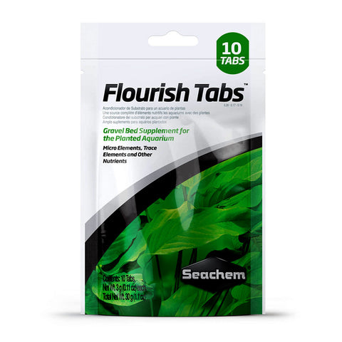 Seachem Flourish Tabs (Planted Supplement)