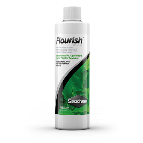 Seachem Flourish (Reg) (Planted Supplement)