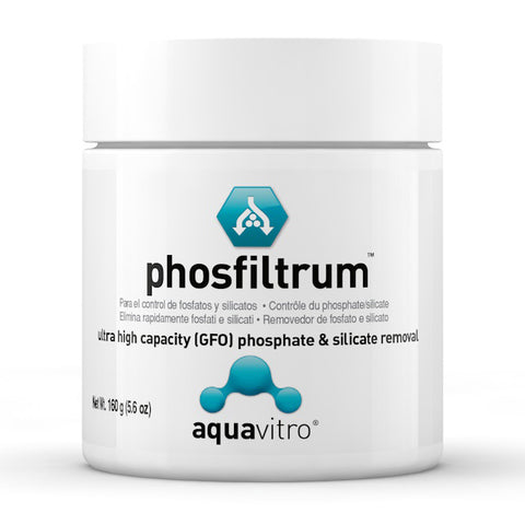 aquavitro Phosfiltrum 160g