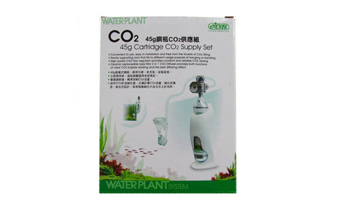 Ista CO2 Carbon Dioxide 45g Supply Set