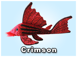 GreenPleco Crimson