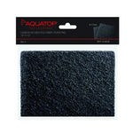 "Aquatop Carbon Infused Filter Pads, 18""x10"", 2pcs/Bag"