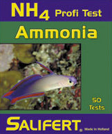 Salifert Ammonia Test Kit (Reef)