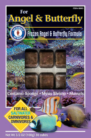 SFBB Frozen Angel and Butterfly Cubes 3.5oz