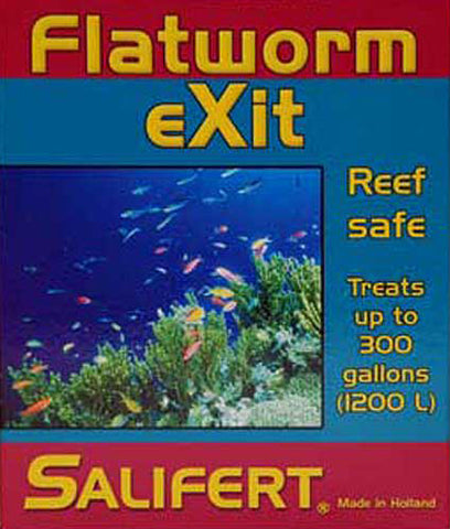 Salifert Flatworm eXit Test Kit (Reef)