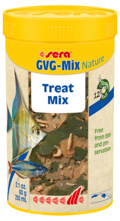Sera GVG-Mix Nature Fish Treats 250mL