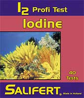 Salifert Iodine Test Kit (Reef)