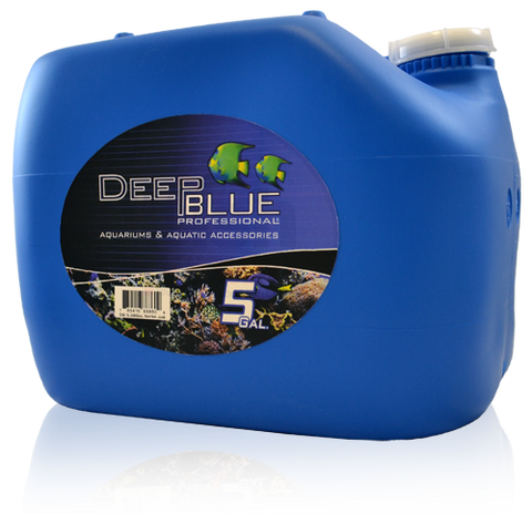 Deep Blue 5 Gallon Water Transport Jug