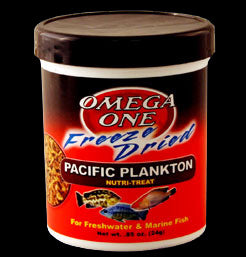 Omega Sea Freeze Dried Pacific Plankton 0.85 oz.
