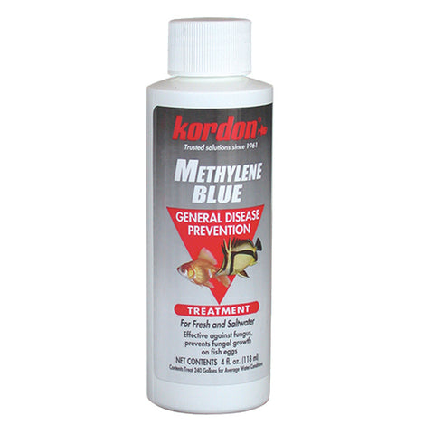 Kordon Methylene Blue General Disease Prevention 4 oz.