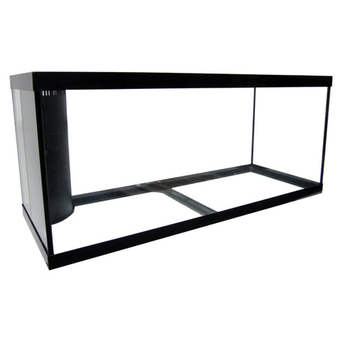 Seapora Reef Ready Black Frame Glass Aquarium