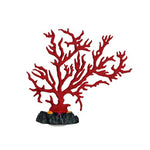 Silicone Coral Branch Decor - Red