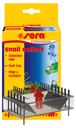 Sera Snail Collect Snail Trap