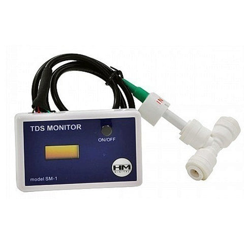 HM Digital Inline TDS Monitor