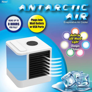 Homgeek Air Cooler Arctic Personal USB Space Cooler Quick & Easy to Cool Any Space Air Conditioner Device Home Office Desk
