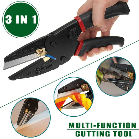 Image of MULTI-CUT - 3 IN 1 POWER CUTTING TOOL