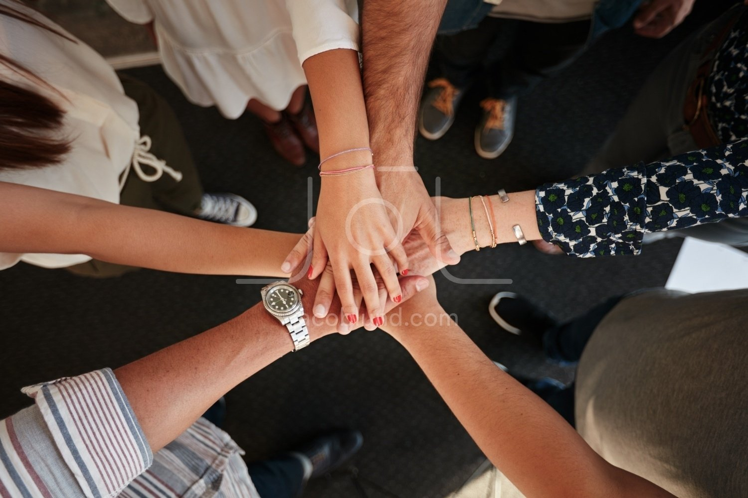 Symbol Of Teamwork Cooperation And Unity Jacob Lund Photography Store Premium Stock Photo