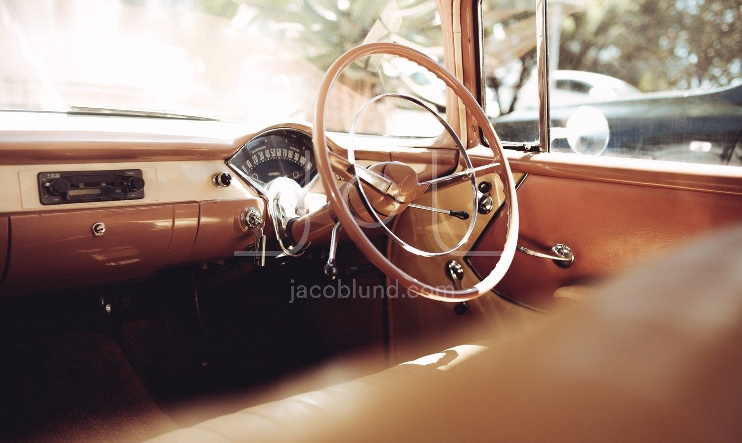 Dashboard Of A Classic Vintage Car Jacob Lund Photography Store Premium Stock Photo
