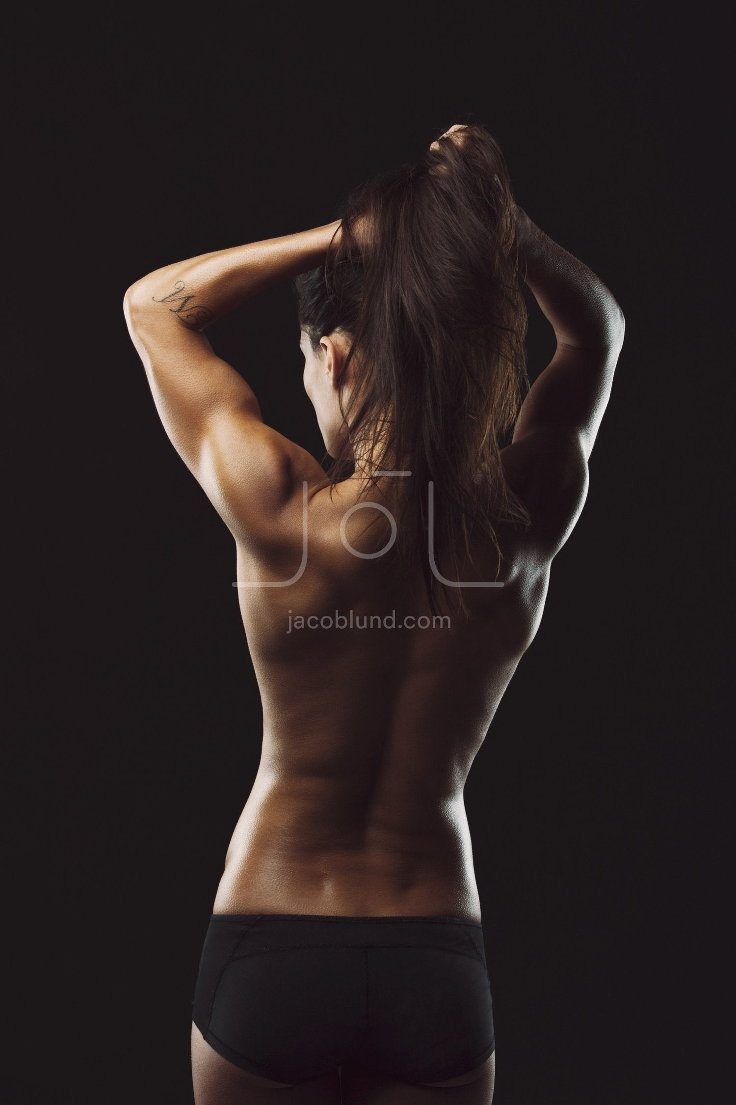 Fit And Sexy Female With Perfect Body Jacob Lund Photography Store Premium Stock Photo From ballerinas to weightlifters and celebrity trainers, these stylish women show off the best workout motivation on instagram. fit and sexy female with perfect body