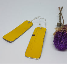 Load image into Gallery viewer, Single Tier Yellow Holden Ambulance Earrings