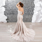 Sweetheart Neck Lace Up Back Appliques Mermaid Wedding Dresses Plus Size  Vestido De Noiva Sereia - LiveTrendsX