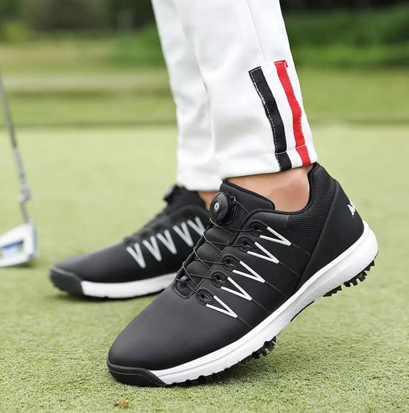 Golf Shoes Men Waterproof  Breatheble Sneakers - LiveTrendsX