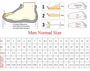 Men Shoes Beathable Air Mesh Men Casual Shoes Slip on Fall Sock Shoes - LiveTrendsX