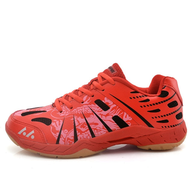 Men Women Outdoor Sports Breathable Sneakers Training Shoes for Volleyball Table Tennis Unisex Tennis Shoes W097 - LiveTrendsX