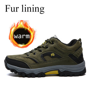 New Autumn Winter Sneakers Men Shoes Casual Outdoor Hiking - LiveTrendsX