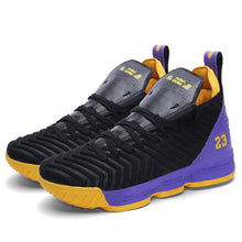 Load image into Gallery viewer, Men  High Top Basketball Sneakers Colorful - LiveTrendsX