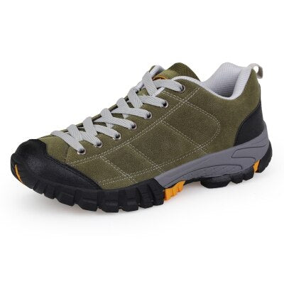 Hiking Shoes Men Sneakers Anti-slip Waterproof 2018 New Outdoor Spring And Autumn Light Weight Males Travel Sport Shoes - LiveTrendsX