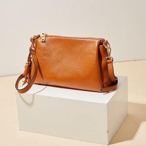 Small Purse Handbag Qiwang Black Crossbody Bags for Women Luxury  Shoulder Clutch Bag Genuine Leather Messenger Bag Lady Clutch - LiveTrendsX