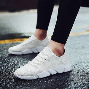 Men Shoes Sneakers Flat Male Casual Shoes - LiveTrendsX