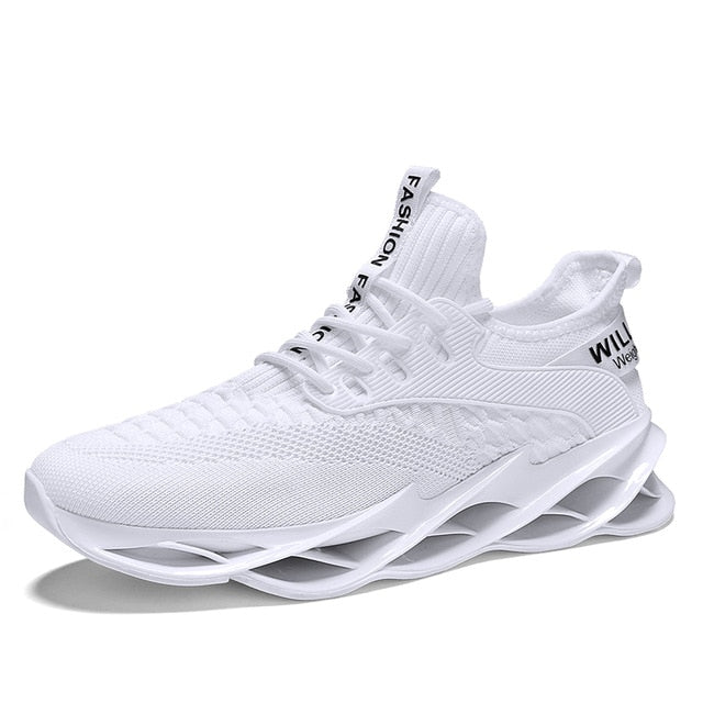 Blade Running Shoes for Men Breathable Sneakers - LiveTrendsX
