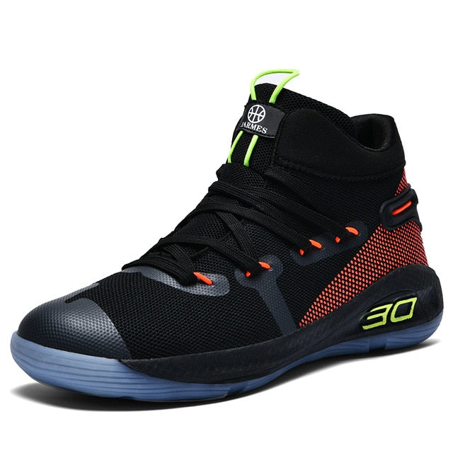 New Basketball Shoes Men Women Ankle Boots Cushioning Breathable Basketball Sneakers Zapatillas De Baloncesto Para Hombre - LiveTrendsX