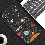 Lovebay Phone Case For iPhone 11 Pro Max 6 6s 7 8 Plus X XR XS Max 5 5s SE Fashion Abstract Art Lover Face Soft TPU Back Cover - LiveTrendsX