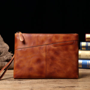 women Genuine Leather Men Wallets for Credit Card Holder Clutch Male bags Coin Purse Male Long Wallets Purses carteira masculina - LiveTrendsX
