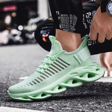 Load image into Gallery viewer, Hot Style Shoes Men High Quality Sneakers Male Flyknit Breathable Gym Casual Male Footwear Light Big Size Tenis Masculino Adulto - LiveTrendsX