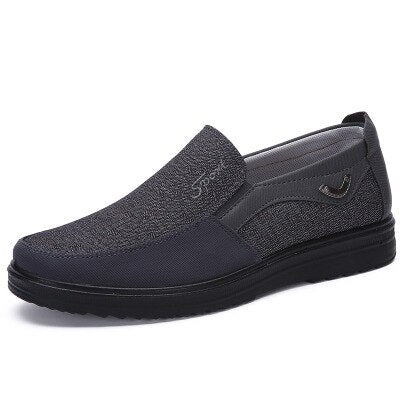Slip-On New Mens Casual Shoes Fashion 2019 Breathable Original Authentic Loose Shoes Sneakers Men Shoes Leisure Durable PU Mesh - LiveTrendsX