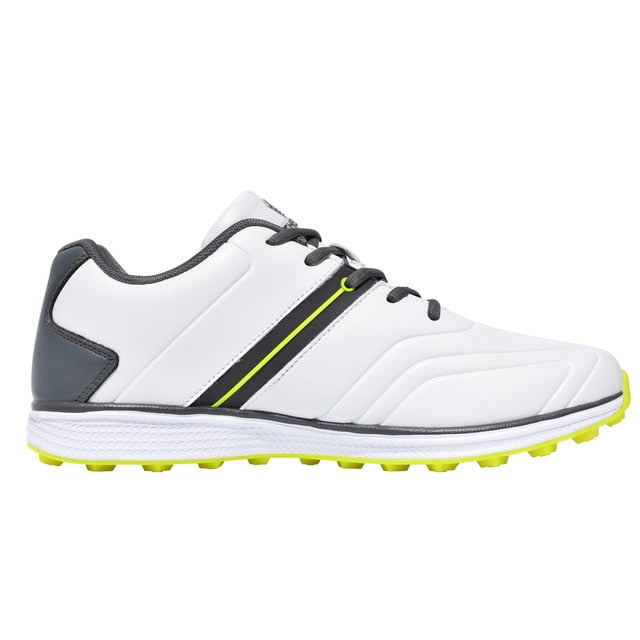 Waterproof Men Golf Shoes Plus Size US 6.5- US 13 Professional Golf Trainers for Men Lightweight Brand Training Sneakers Golf - LiveTrendsX
