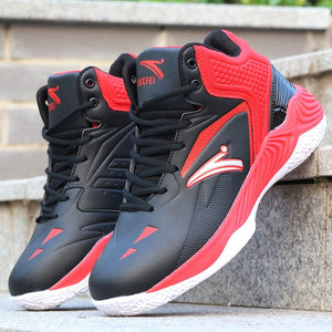 High Quality Original Brand Men's Basketball Shoes Comfortable Non-slip Sports Shoes Breathable Trend Men Sneakers Walking Shoes - LiveTrendsX