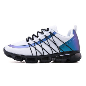 Winter shoes men outdoor sports shoes men flying woven air cushion shoes non-slip wear high quality men's casual shoes - LiveTrendsX