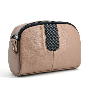 Luxury Handbags Women Bags Designer 100% Genuine Leather Clutch Bag Fashion Mini Shoulder Crossbody Bags - LiveTrendsX