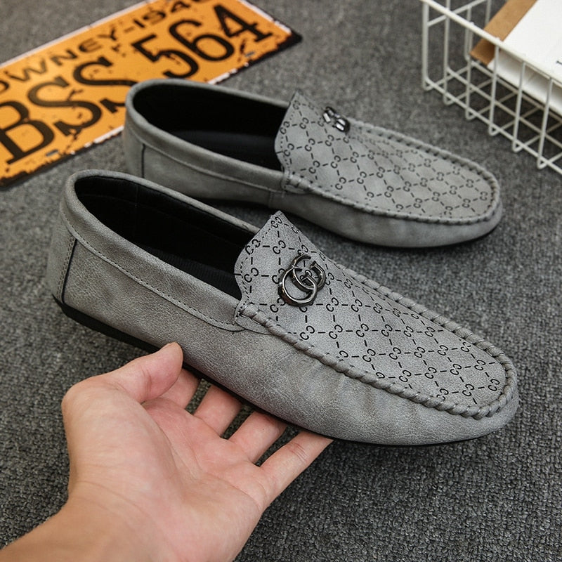 men  sneakers casual flat shoe Large size 39 trainers skate trend slip-on tenis sports shoes male luxury replica - LiveTrendsX