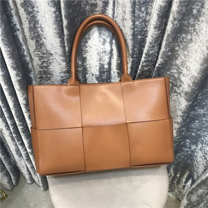 woman bags  shoulder bag female genuine leather luxury handbags women bags designer tote bags bolsa - LiveTrendsX