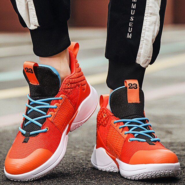 Men Ankle Boots Leather Tactical Shoes  Men Boots Anti-Skidding Classical Walking Footwear Summer Male Mesh Sneakers - LiveTrendsX