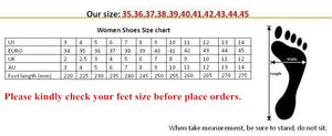 Women Shoes Ladies Sneakers Chaussures Femme Crystal Scarpe Donna Buckle Famale Shoes Chain Zapatos De Mujer Platform Sneakers - LiveTrendsX