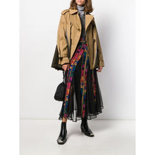 Load image into Gallery viewer, new Fashion 2020 Fall /Autumn Casual Simple Classic Short Trench Female windbreaker Khaki Black - LiveTrendsX